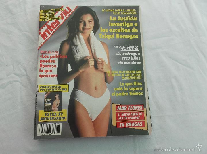 Interviu Nº 785 Mar Flores Yana Desnuda La R Vendido En Venta