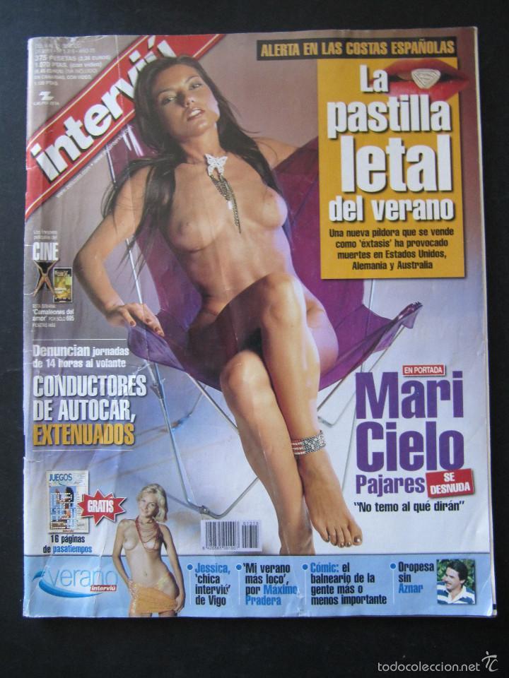 Revista Interviu Nº 1315 2001 Mari Cielo Pajares