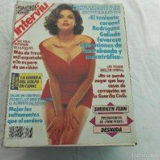 Interviu Nº 775sherilyn Fenn Desnuda Ana Torre Vendido En Venta