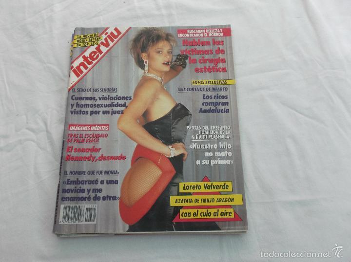 Interviu Nº 781 Loreto Valverde Con El Culo Al Aireregina Nader En Top Lesel Sexo De Sus Señorias