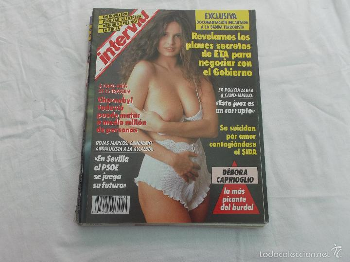 Interviu Nº 783debora Caprioglio Desnuda Roja Sold Through