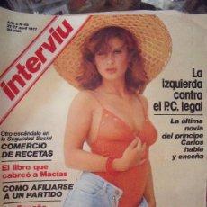 Coleccionismo de Revista Interviú: INTERVIU N49 1977. Lote 58015397
