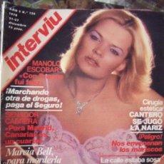 Coleccionismo de Revista Interviú: INTERVIU N136 1978. Lote 58016004
