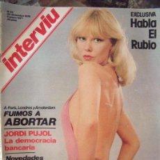 Coleccionismo de Revista Interviú: INTERVIU N33 1976. Lote 58028977