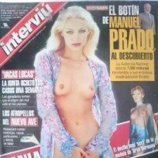 Coleccionismo de Revista Interviú: INTERVIU Nº 1283 AÑO 24 -NOVIEMBRE 2000 - HOLLY SAMPSOM -ANIA - EL DESFILE MAS SEXY DE GRAN HERMANO. Lote 58067256