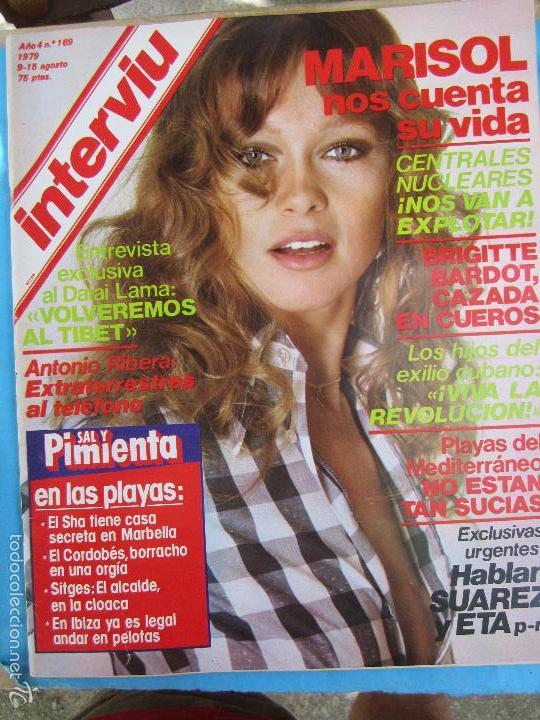 Interviu N 169 Marisol El Casino Mallorca Comprar
