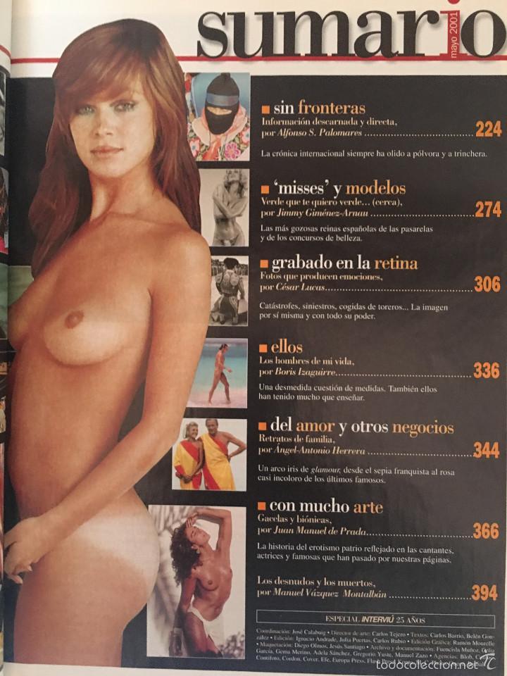 Coleccionismo de Revista Interviú: 25 años de Interviú - Foto 2 - 58278940