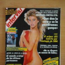 Coleccionismo de Revista Interviú: INTERVIU NUM. 690. AGOSTO 1989. CON EXTRA DE VERANO. Lote 58622586