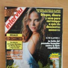Coleccionismo de Revista Interviú: INTERVIU NUM. 691. PORTADA ORNELLA MUTTI. EXTRA VERANO Y REGALO UN CUENTO MARILYN. Lote 58622862