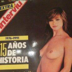 Coleccionismo de Revista Interviú: SUPLEMENTO EXTRA DE INTERVIU. Lote 60951707