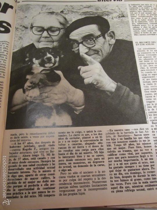 Coleccionismo de Revista Interviú: interviu 232 octubre 1980 , mabel escaño desnuda , el sexo de los viejos , CALAS COVAS , MENORCA - Foto 7 - 29806617