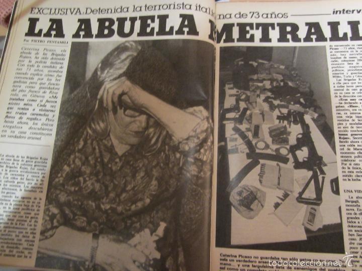 Coleccionismo de Revista Interviú: interviu 232 octubre 1980 , mabel escaño desnuda , el sexo de los viejos , CALAS COVAS , MENORCA - Foto 8 - 29806617