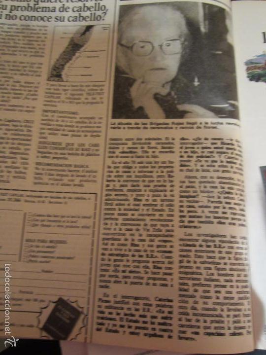 Coleccionismo de Revista Interviú: interviu 232 octubre 1980 , mabel escaño desnuda , el sexo de los viejos , CALAS COVAS , MENORCA - Foto 9 - 29806617