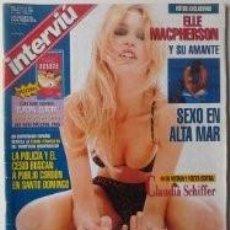 Coleccionismo de Revista Interviú - CLAUDIA SCHIFFER / PORTADA Y REPORTAJE / REVISTA INTERVIU 1059/ 1996/ 10 - 61439103