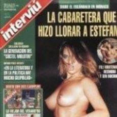 Coleccionismo de Revista Interviú: FILI HOUTEMAN/ REVISTA INTERVIU 1063/ 1996/ 10. Lote 61580812