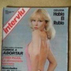 Coleccionismo de Revista Interviú: REVISTA INTERVIU 33 / 1977 / 8. Lote 61702916