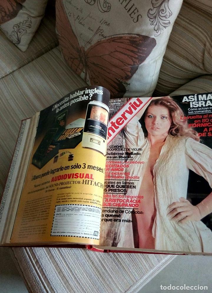 Coleccionismo de Revista Interviú: REVISTAS INTERVIU - Foto 3 - 27155130