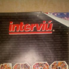 Coleccionismo de Revista Interviú: REVISTA INTERVIÚ ESPECIAL N'1000. Lote 62498979