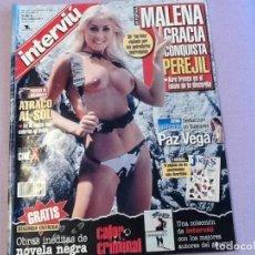 Coleccionismo de Revista Interviú: INTERVIU 1372 AÑO 2002 MALENA GRACIA. Lote 62499540