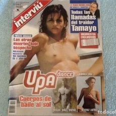 Coleccionismo de Revista Interviú: INTERVIU 1416 AÑO 2003. Lote 62502128