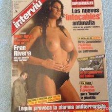 Coleccionismo de Revista Interviú: INTERVIU 1498 AÑO 2005. Lote 62505160