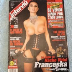 Coleccionismo de Revista Interviú: INTERVIU 1543 AÑO 2005. Lote 62506236