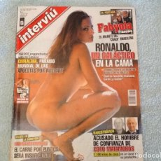 Coleccionismo de Revista Interviú: INTERVIU 1565 AÑO 2006. Lote 62513072