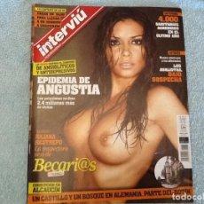 Coleccionismo de Revista Interviú: INTERVIU 1716 AÑO 2009. Lote 62517004