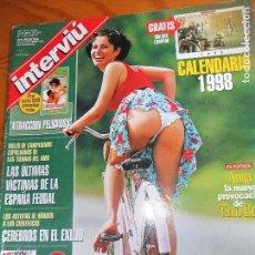Coleccionismo de Revista Interviú: INTERVIU Nº 1130 DE 1997- TINTO BRASS, ANTONIO GALA, DANA INTERNATIONAL EUROVISION, GIOVANNA GARCIA.. Lote 65279099