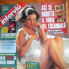 Coleccionismo de Revista Interviú: INTERVIU Nº 1068 DE 1996- BEATRIZ RICO, JACK NICHOLSON, EUTANASIA, DREW BARRYMORE, CULTURISMO, JESUS. Lote 65287331