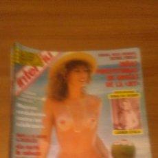 Coleccionismo de Revista Interviú: LOTE DE 12 REVISTAS INTERVIU AÑO 1992-- Nº EN EL INTERIOR . Lote 65456166
