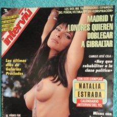 Coleccionismo de Revista Interviú: REVISTA INTERVIU Nº 973 ,1994 - BARBARA REY -CAMILO JOSE CELA -ROCIO JURADO Y ORTEGA CANO -. Lote 69421881