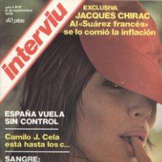 Coleccionismo de Revista Interviú: INTERVIU Nº 17. 1976.. Lote 74515419