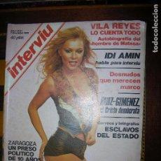 Coleccionismo de Revista Interviú: REVISTA INTERVIÚ Nº 21 AÑO 1976 ( DESNUDOS QUE MERECEN MARCO). Lote 75531079