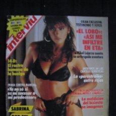 Coleccionismo de Revista Interviú: REVISTA INTERVIU - Nº 658 - AÑO 1988.. Lote 76088843