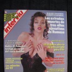 Coleccionismo de Revista Interviú: REVISTA INTERVIU - Nº 671 - AÑO 1989.. Lote 76395751