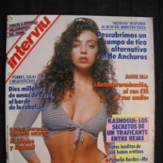 Coleccionismo de Revista Interviú: REVISTA INTERVIU - Nº 676 - AÑO 1989.. Lote 76582451