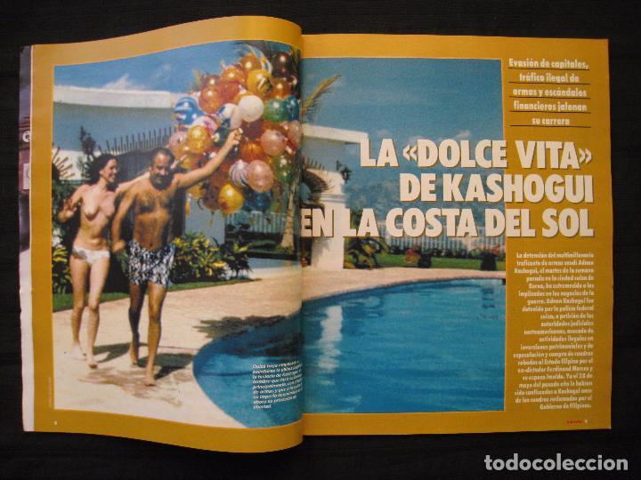 Coleccionismo de Revista Interviú: REVISTA INTERVIU - Nº 676 - AÑO 1989. - Foto 5 - 76582451