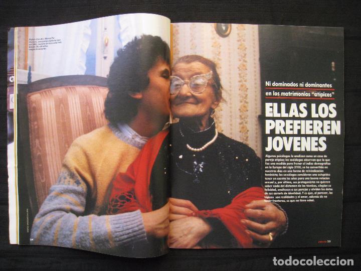 Coleccionismo de Revista Interviú: REVISTA INTERVIU - Nº 676 - AÑO 1989. - Foto 8 - 76582451