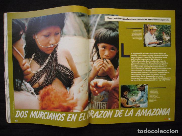 Coleccionismo de Revista Interviú: REVISTA INTERVIU - Nº 676 - AÑO 1989. - Foto 10 - 76582451