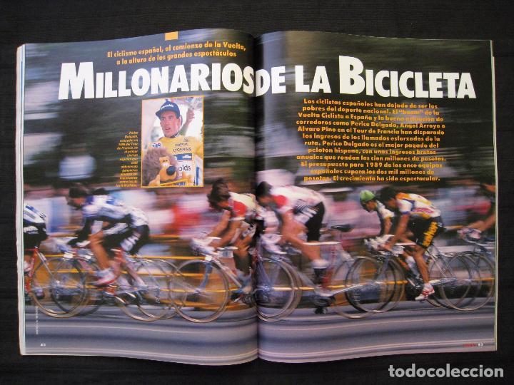 Coleccionismo de Revista Interviú: REVISTA INTERVIU - Nº 676 - AÑO 1989. - Foto 12 - 76582451
