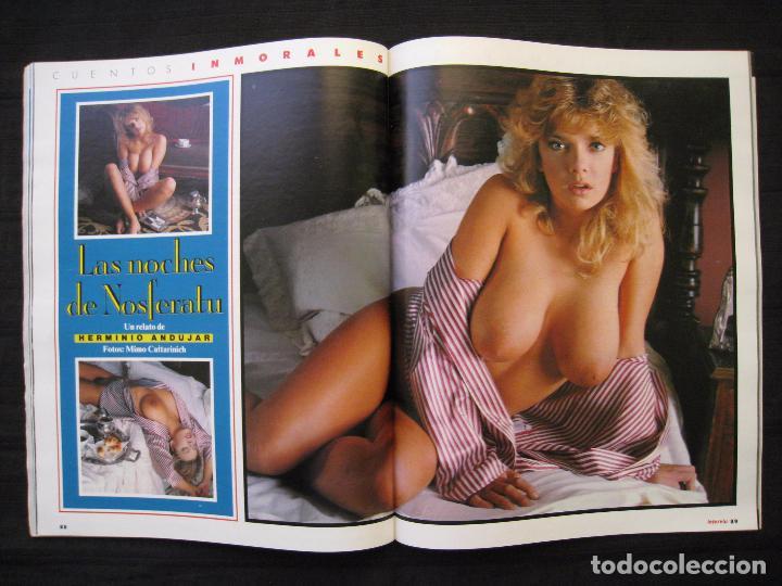 Coleccionismo de Revista Interviú: REVISTA INTERVIU - Nº 676 - AÑO 1989. - Foto 13 - 76582451