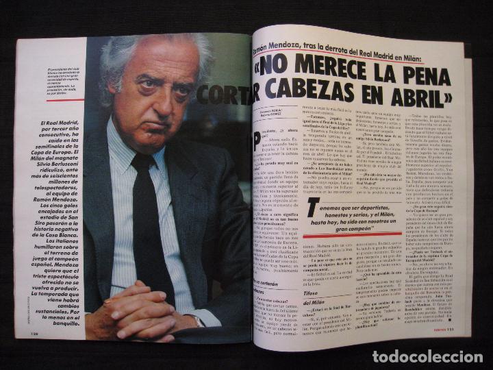 Coleccionismo de Revista Interviú: REVISTA INTERVIU - Nº 676 - AÑO 1989. - Foto 14 - 76582451