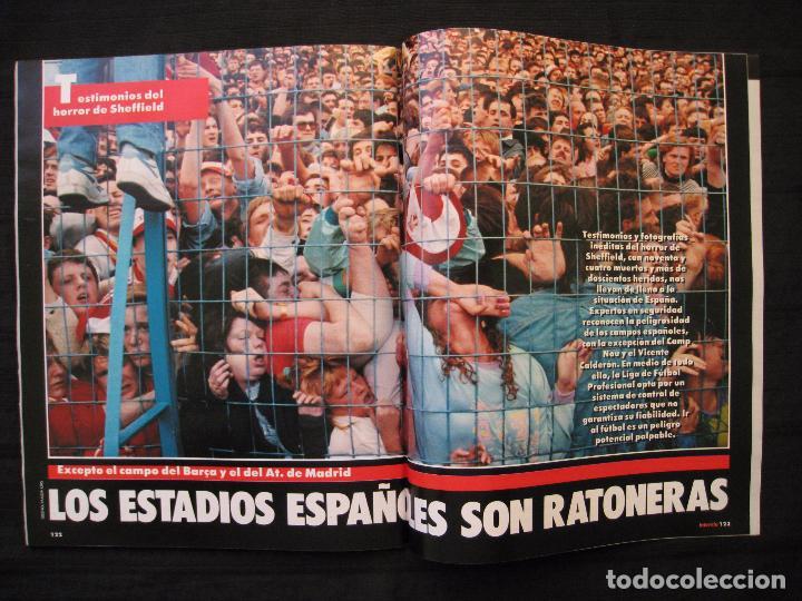 Coleccionismo de Revista Interviú: REVISTA INTERVIU - Nº 676 - AÑO 1989. - Foto 15 - 76582451