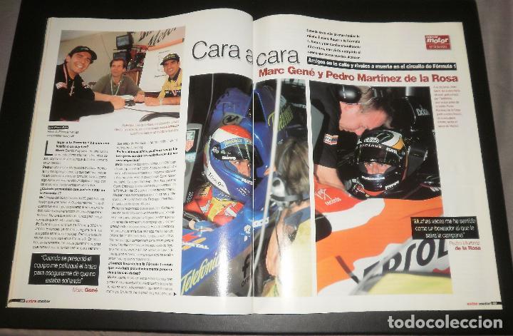 Coleccionismo de Revista Interviú: Revista Interviú Motor. Junio 1999. Pilar Rubio en portada, 1ª aparición como modelo - Foto 2 - 76809983