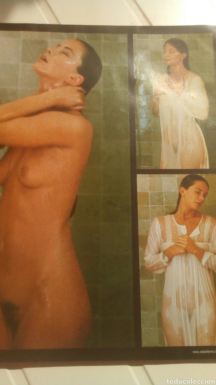 Coleccionismo de Revista Interviú: Revista Interviú Sofía mazagatos n1282 año 2000. - Foto 4 - 76852639