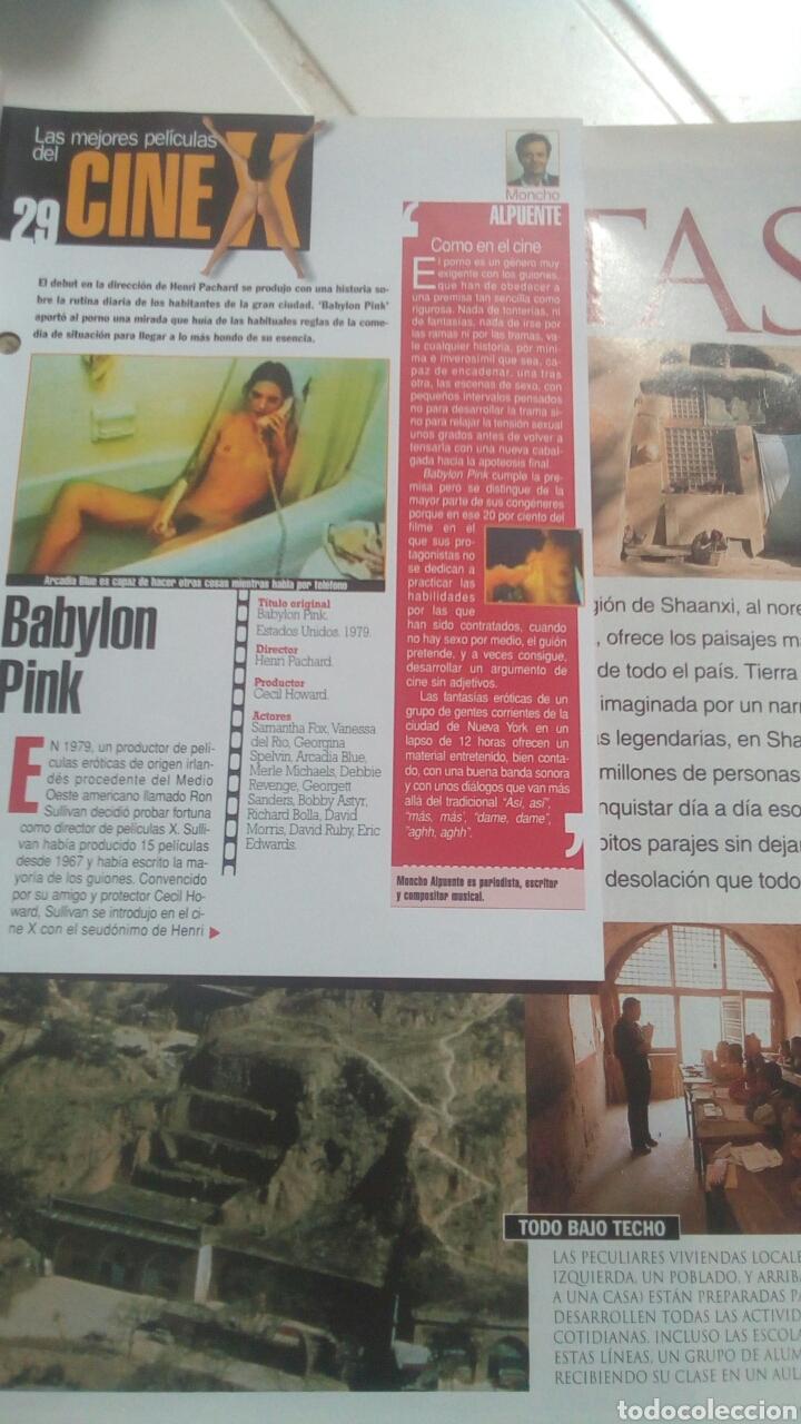 Coleccionismo de Revista Interviú: Revista Interviú Sofía mazagatos n1282 año 2000. - Foto 7 - 76852639