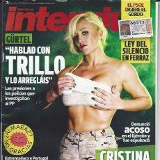 Coleccionismo de Revista Interviú: INTERVIU Nº 2125 - ENERO 2017 -SEGUNDA MANO. Lote 77307533