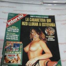 Coleccionismo de Revista Interviú: INTERVIU - N°1063 - 1986. Lote 79049033