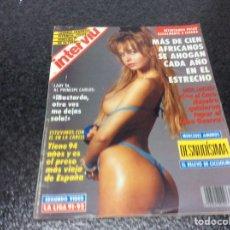 Coleccionismo de Revista Interviú: INTERVIU Nº 843, AÑO 1992 MERCEDES AMBRUS, BRIGITTE BONMATTI,. Lote 80001605